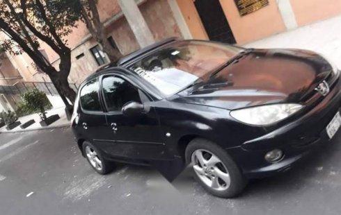 Peugeot con falla