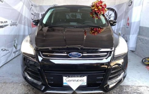 Ford escape titanium 2016!!! Coco panorámico, gps