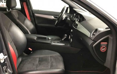 Mercedes-Benz Clase C 2014 4p C 200 Sport aut