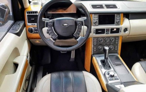 Land Rover Range Rover 2011 5p 5.0 Supercharged Aut