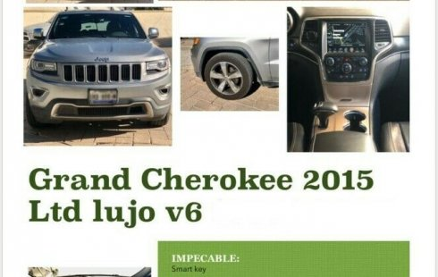 IMPECABLE JEEP G CHEROKEE 2015