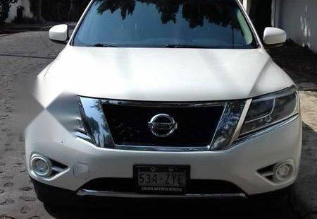 Nissan pathfinder seminueva