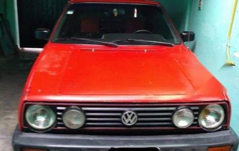 VENTA AUTOMÓVIL GOLF MODELO 1992