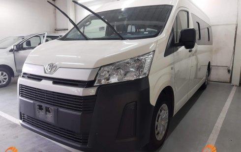 Toyota Hiace Conversión pasajeros p/transporte pub 2020