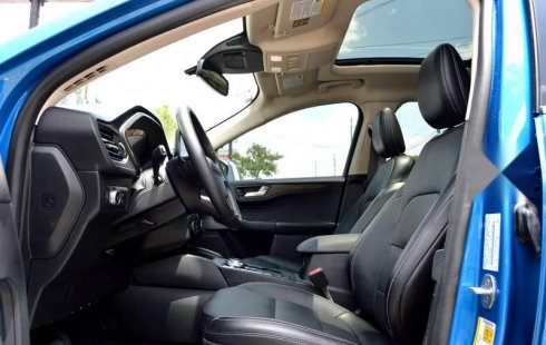 Ford Escape Titanium Ecoboost Azul