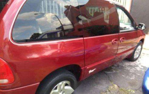 Chrysler Voyager 3 filas, 5 puertas