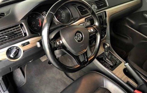 Volkswagen Passat 2018 4p VR6 V6/3.6 Aut Cam/tr