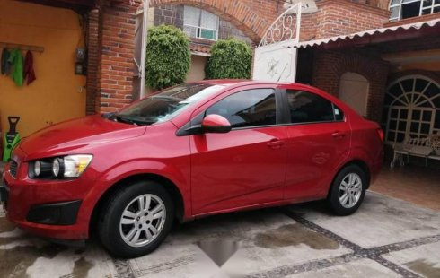 Chevrolet Sonic 2014 lt factura original