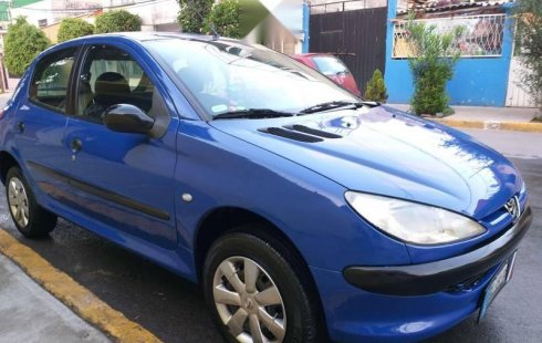 Peugeot 206 2002 Standar Eléctrico Cd 4Cilindros