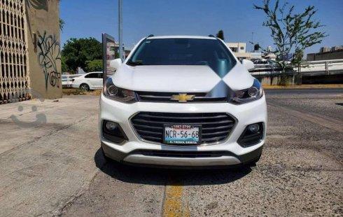 Chevrolet Trax 2018 LTZ Premier Paq C