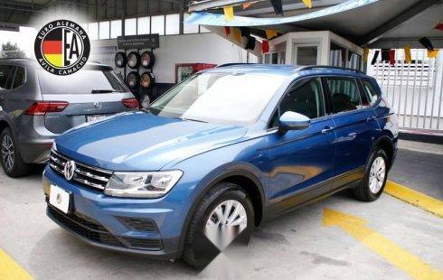 VW Tiguan Trendline Plus Azul 2019