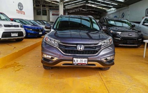 2016 Honda Cr-V EXL Navi