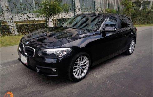 BMW 120iA 2017 Black Sapphire   ¡¡Factura original, único dueño!!