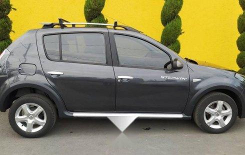 Renault Stepway Sandero 2013 factura de agencia Renault