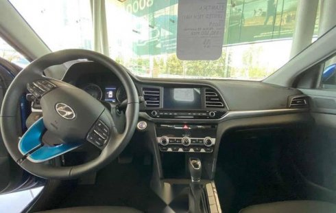 Hyundai Elantra 2019 4p Limited Tech Navi L4/2.0 A