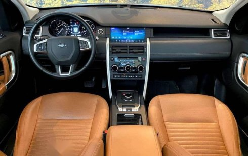 Land Rover Discovery Sport Hse Luxury 2019
