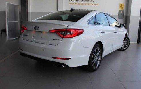 Hyundai Sonata 2016 5p Limited L4/2.0 Aut Nave