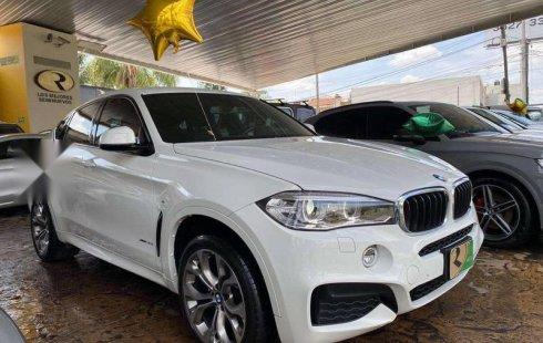 BMW X6 35I M SPORT 2017