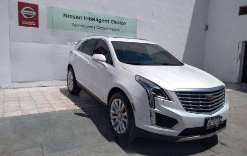 Remato excelente Cadillac XT5 2017