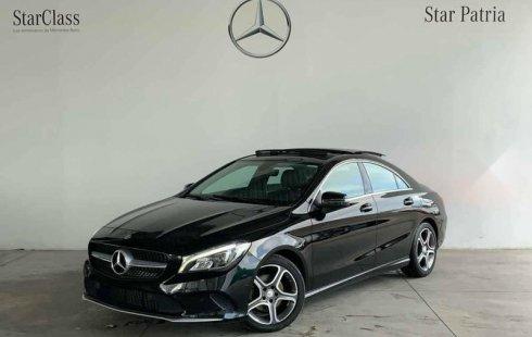 STAR PATRIA Mercedes-Benz Clase CLA 2018 4p 200 CG