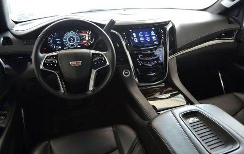 Cadillac Escalade ESV 2018 6.2 Platinum At
