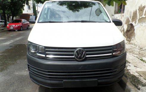 Volkswagen Transporter 2017 Carga
