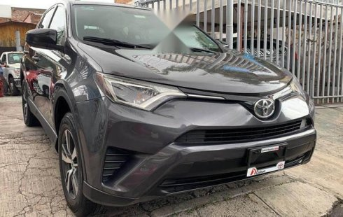 Toyota Rav4 2016 Nueva Impecable