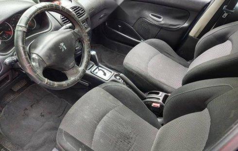 Peugeot 206 x line 5 ptas aut