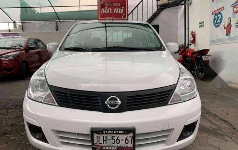 Nissan Tiida 1.8 Sense 2014 Automatico