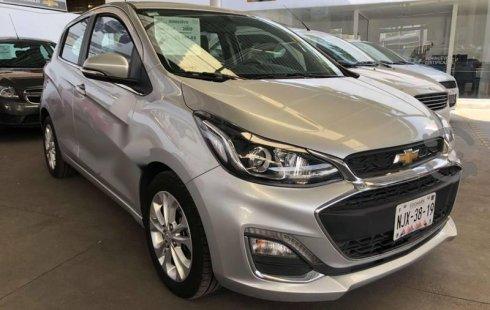 Chevrolet Spark NG LTZ CVT 2019