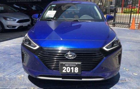 Hyundai Ioniq 2018 4p Limited Hibrido L4/1.6 Aut