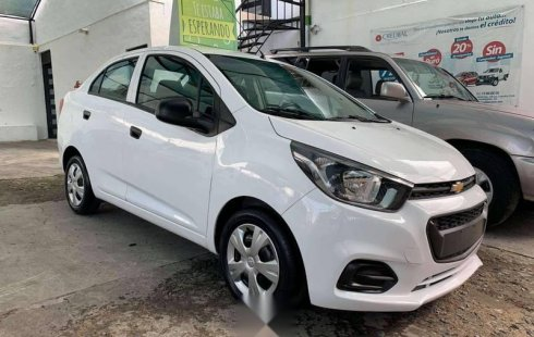 Chevrolet Beat 1.3 Lt 2018 Manual Factura Original