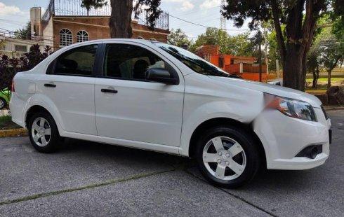 Chevrolet Aveo Ls Automático Impecable