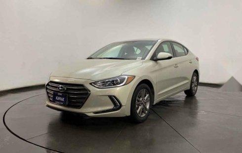 Hyundai Elantra 2017 Con Garantía At