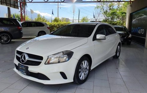 Mercedes Benz Clase A 2016 1.6 Cgi 180 At