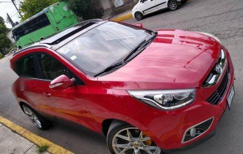 Hyundai ix35 límite la más equipada
