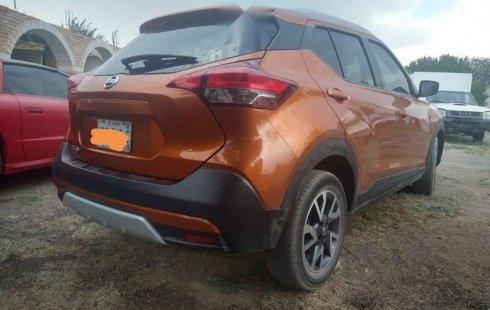 Nissan Kicks 2018 ojo barata