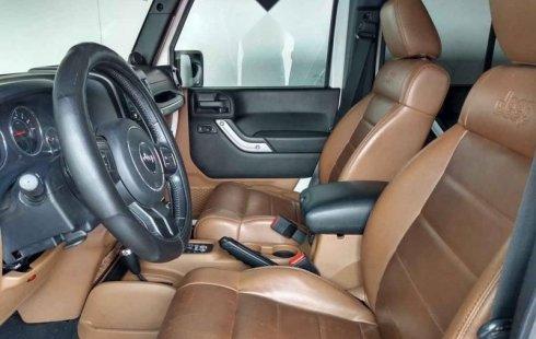 Jeep Wrangler 2012 4p X Sahara Unlimited aut 4x4