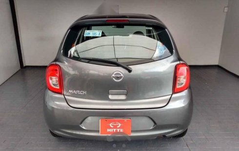 Nissan March 2018 5p Advance L4/1.6 Man