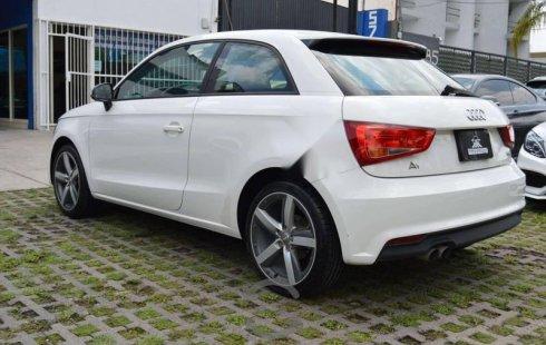 Audi A1 Urban Mt Blanco