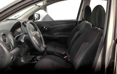 20135 - Nissan Versa 2018 Con Garantía Mt