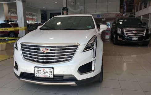 Cadillac xt 5 paq. p platinum 2019 blanco
