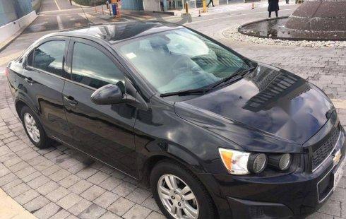 Chevrolet Sonic Lt como Nuevo