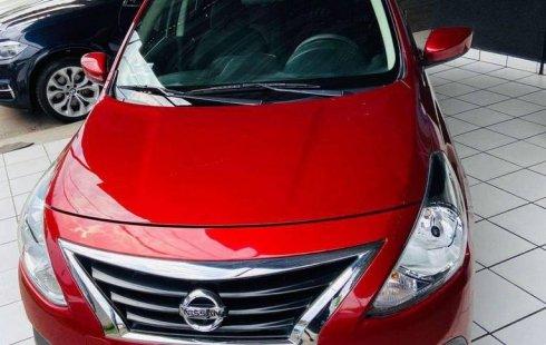 Nissan Versa 2018 Sense