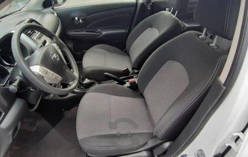 Nissan Versa 1.6 Advance Mt Ac