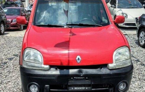 KANGOO SPORTWAY 4cil,ELEC,airbag,A/Cfrio,5puertas,LLANTASnvas.FACorig.Tpag.ACEPTO AUTO