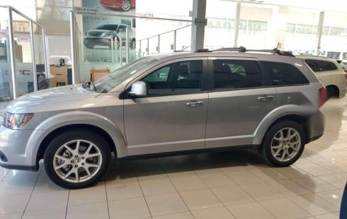 Dodge journey gt 2019 plata martillado