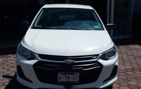 Chevrolet Onix 2021 1.0 LS At