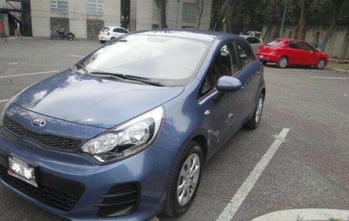 KIA RIO Hatchback 2016. Único dueño. Auto seminuevo