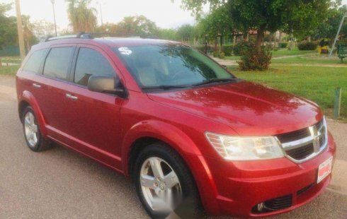 Dodge Journey 3.5 RT, 7 Pasajeros 2009, ATRATAR